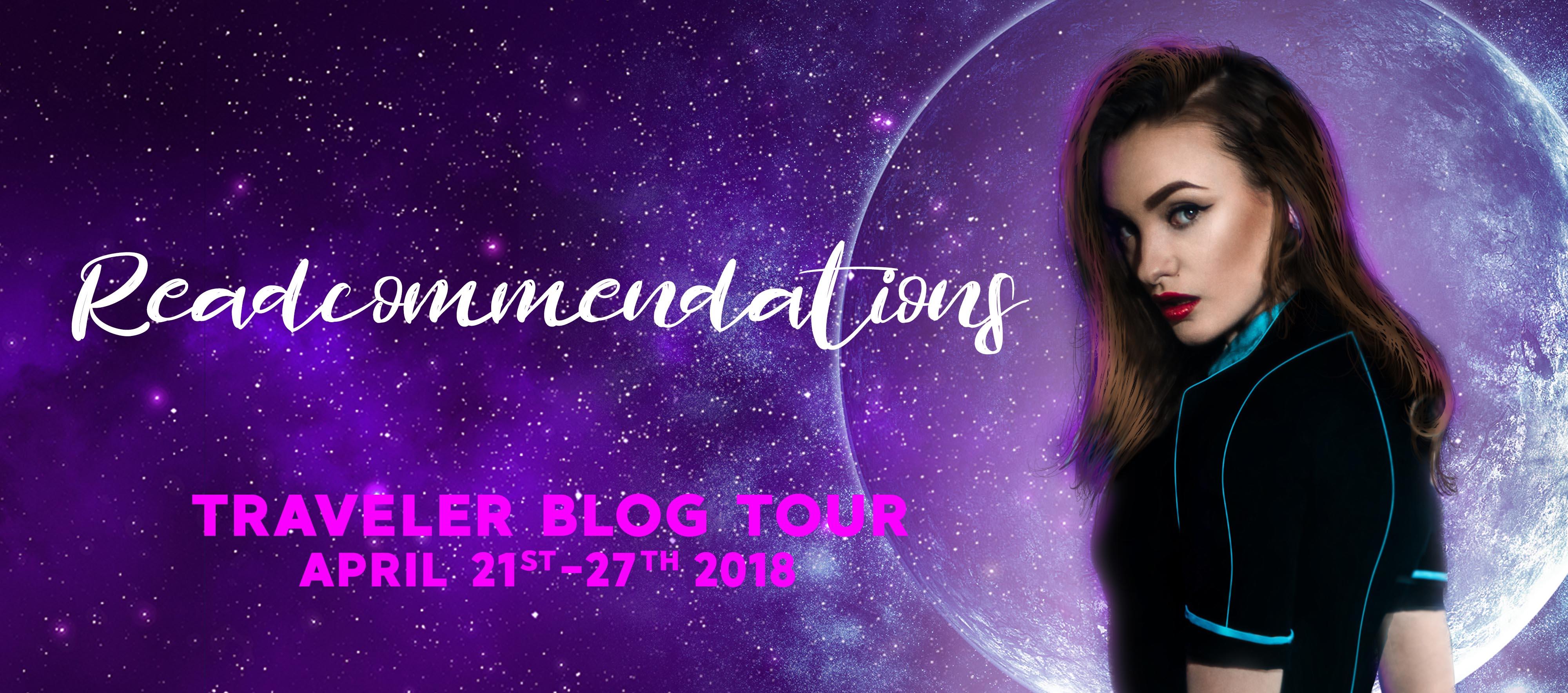 Traveler Blog Tour READCOMMENDATIONS