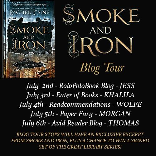 Smoke and Iron blog tour (1)
